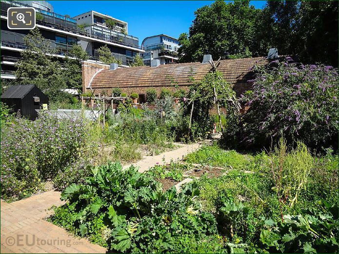 Potager Garden And Chai De Bercy