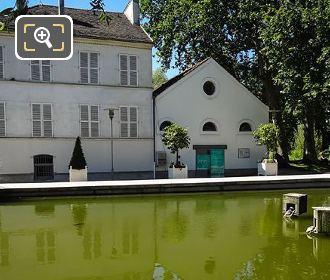 Pavillon Du Lac Turtles