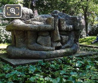 Jardin Yitzhak Rabin Demeure X