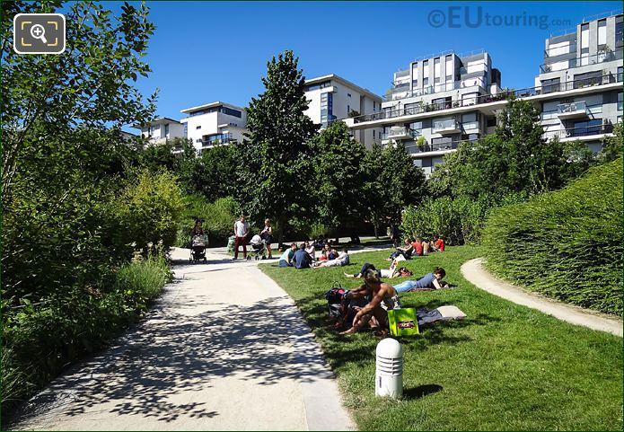 Belvedere Garden Inside Jardin Yitzhak Rabin