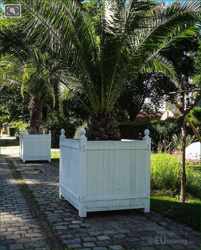 Jardin Des Bulbes In Yitzhak Rabin Gardens