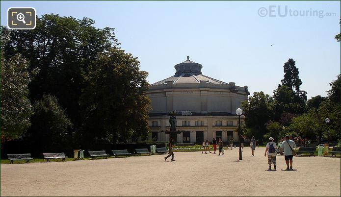 Jardins des Champs Elysees Park