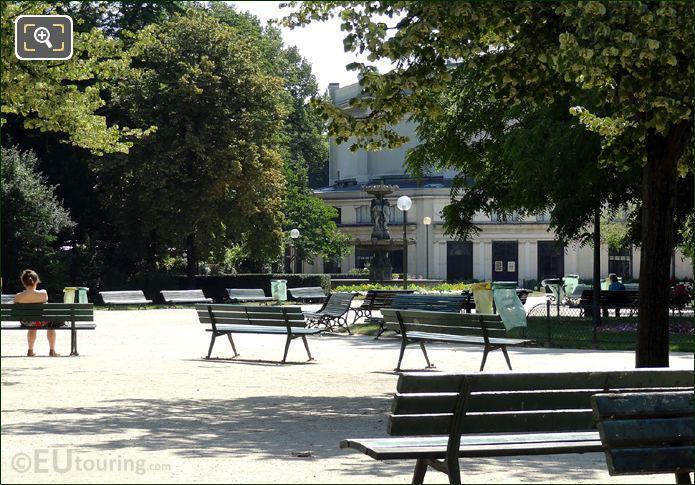 Jardins des Champs Elysees