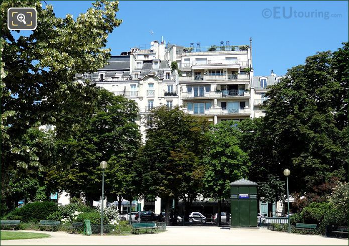 Photo Of Jardins Des Champs Elysees Gardens In Paris