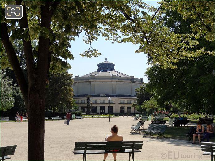 Jardins des Champs Elysees Gardens