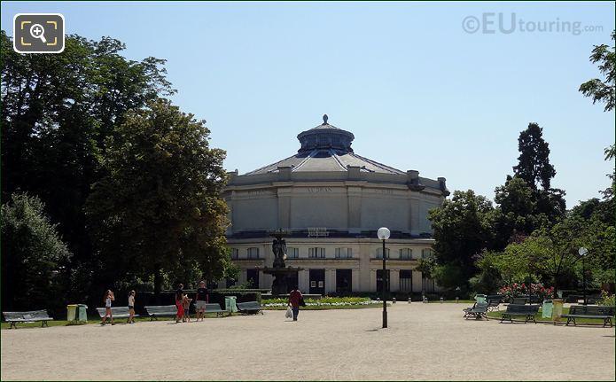 Photo Of Jardins Des Champs Elysees Gardens In Paris
