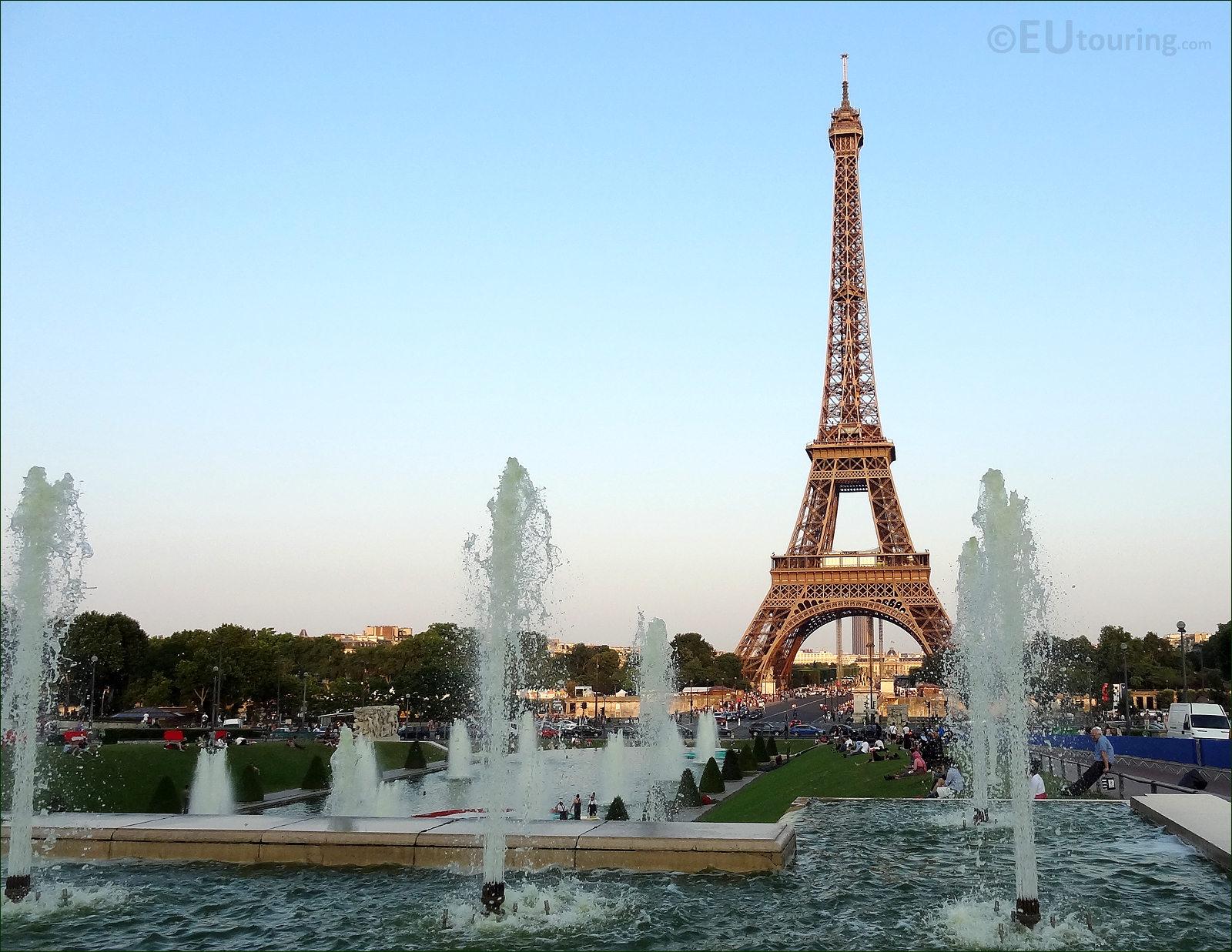 Photo images of jardins du trocadero gardens in paris - Aquarium de paris jardin du trocadero ...