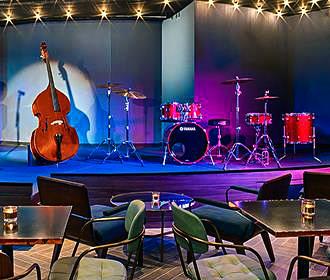 Jazz Club Etoile Stage