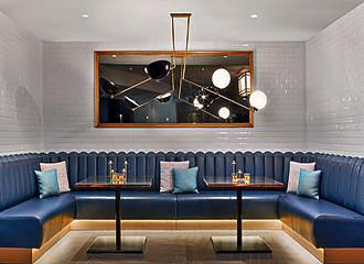Jazz Club Etoile Seating