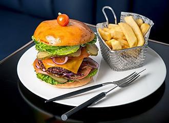 Jazz Club Etoile Hamburger