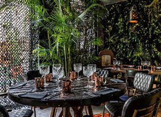 Kube Hotel Paris Restaurant