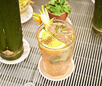 Kube Hotel Paris Cocktail