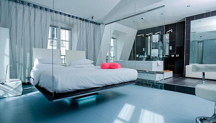 Kube Hotel Paris Nordik Suite