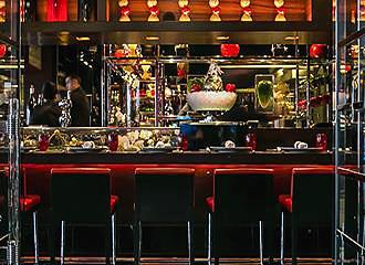 L'Atelier de Joel Robuchon restaurant