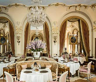 L Espadon Restaurant Tables At The Ritz Paris