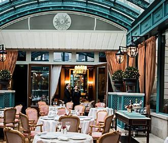 Jardins De L Espadon Restaurant