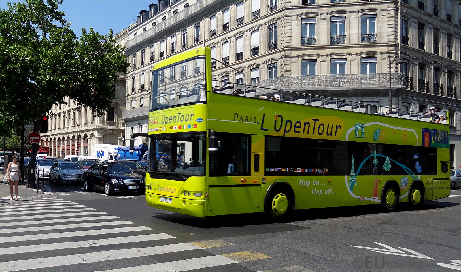 hd photos of the l 39 opentour buses in paris france page 1. Black Bedroom Furniture Sets. Home Design Ideas