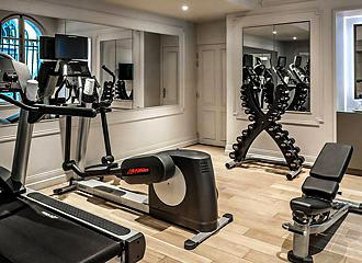 La Clef Louvre Paris Gym