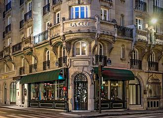 La Clef Louvre Paris Facade