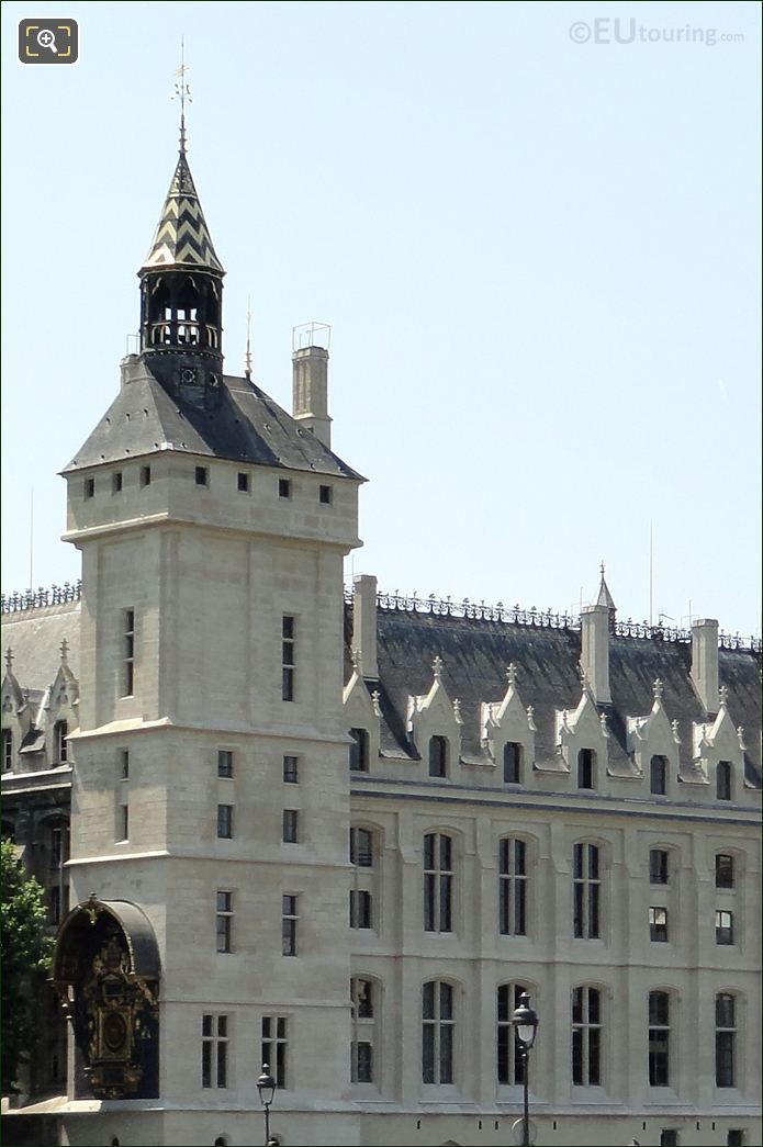 Photo Of La Conciergerie