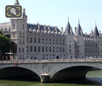 La Conciergerie In Paris