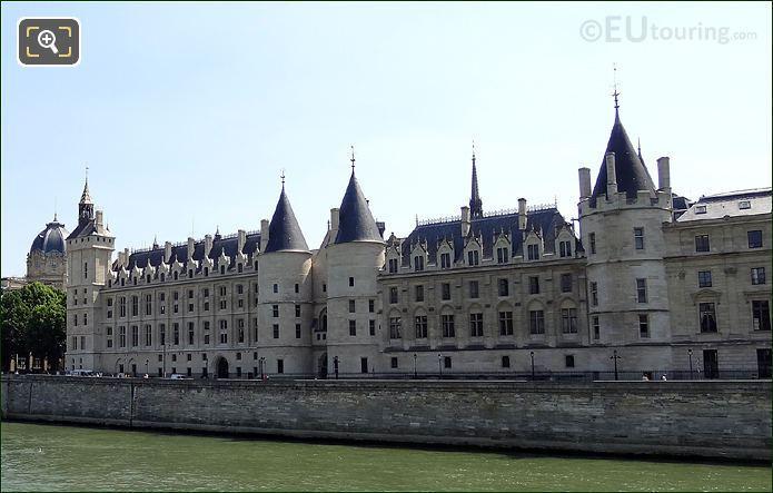 Photo Of La Conciergerie