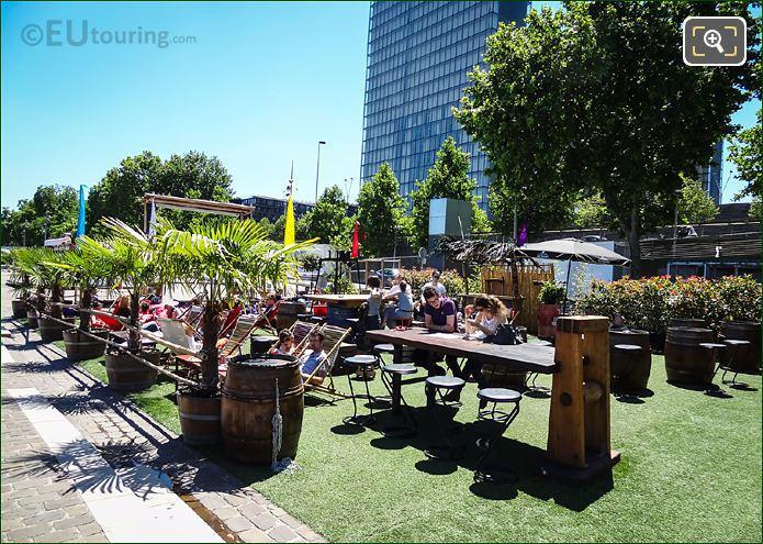 La Dame De Canton Quayside Bar Lounge