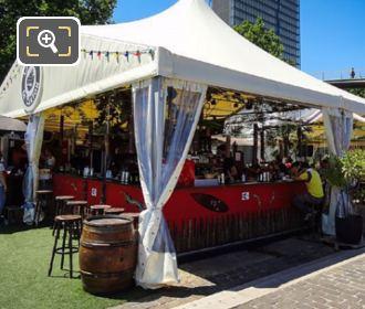 La Dame De Canton Bar Area