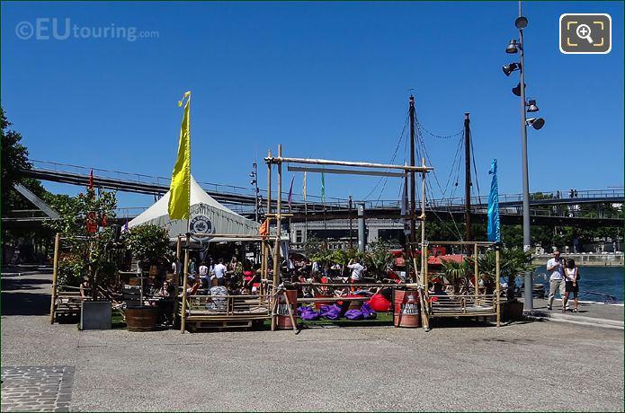 La Dame De Canton Bamboo Terrace