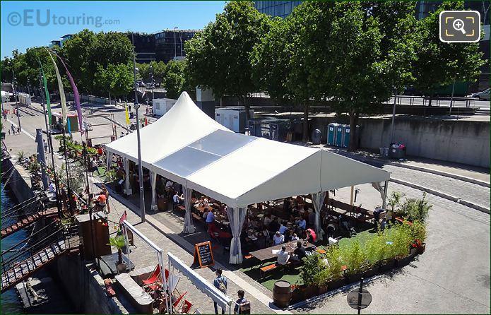 La Dame De Canton Quayside Restaurant