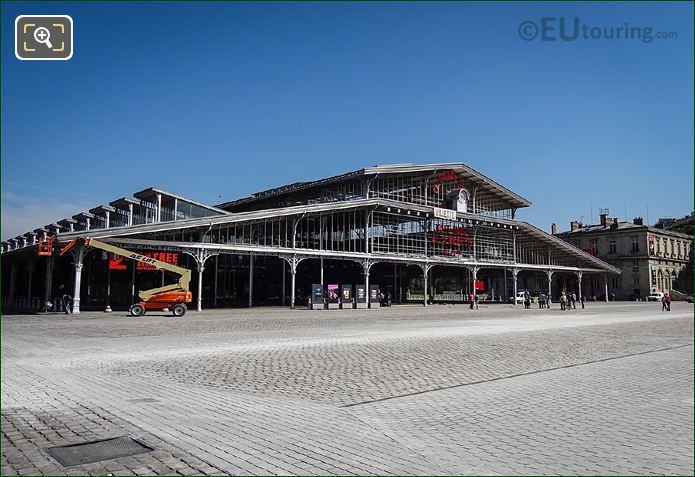 La Grande Halle Building