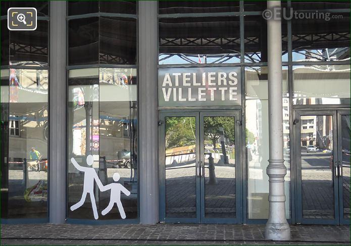 Ateliers Villette Doors La Grande Halle
