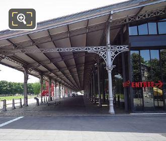 La Grande Halle North Corner
