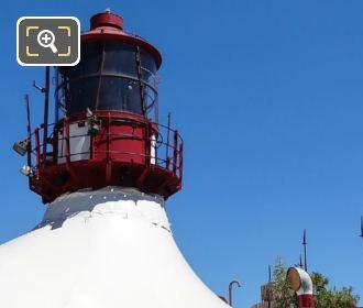 Le Batofar Lighthouse Tower