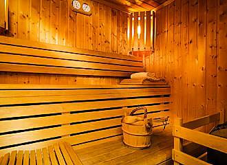 Le Fabe Hotel Sauna