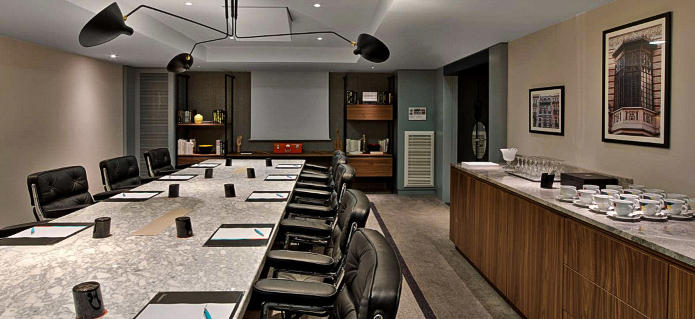Le Meridien Etoile Conference Room