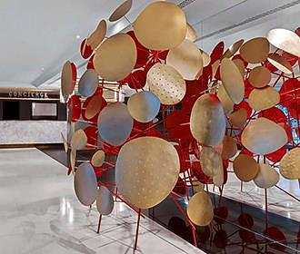 Le Meridien Etoile Contemporary Art