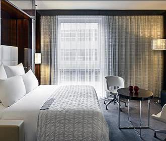 Le Meridien Etoile Bedroom