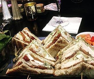 Le Meridien Etoile Sandwich