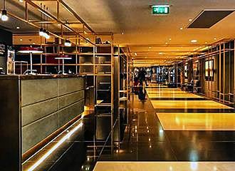 Le Meridien Etoile Hallway
