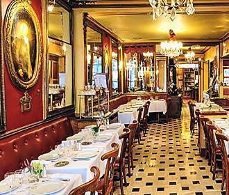 procope restaurant saint germain