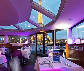 Le VIP Paris Yacht Hotel