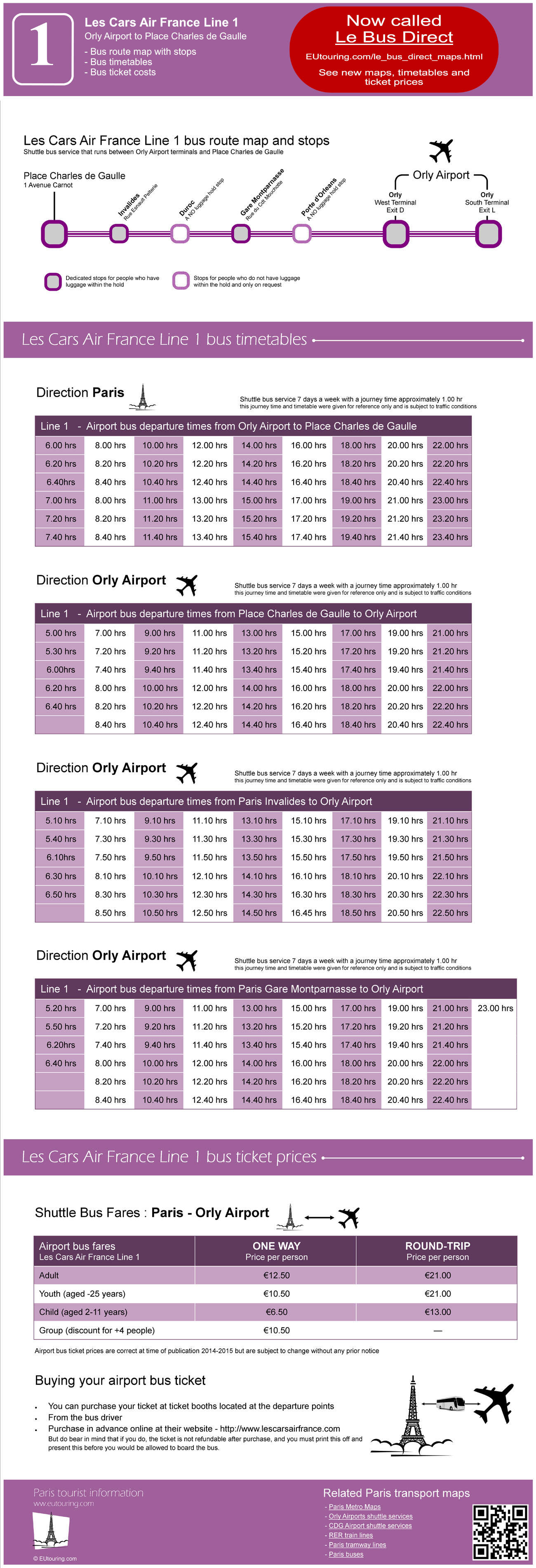 air france timetable download