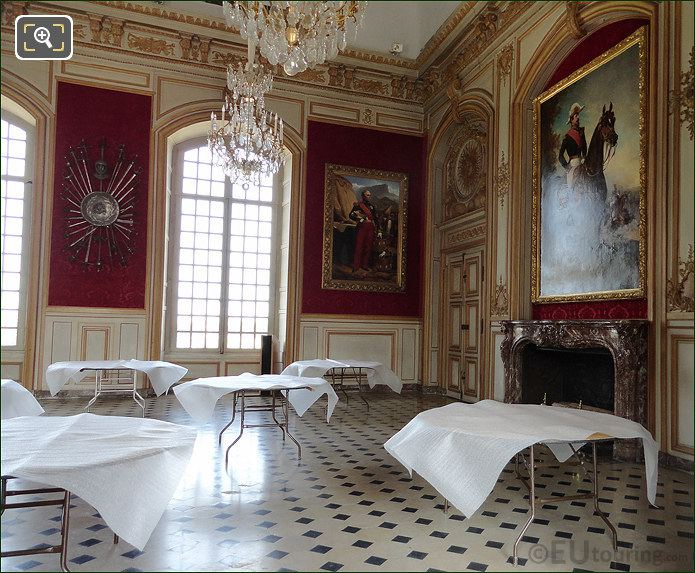 Private Room At Hotel National des Invalides