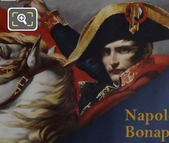 Potrait Of Napoleon Bonaparte I