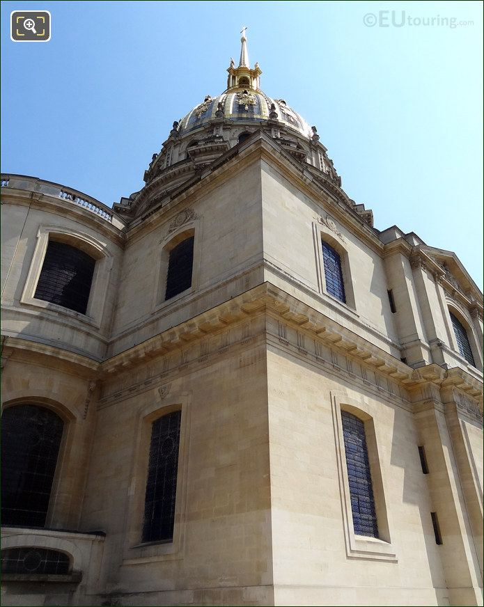 Les Invalides Eglise Du Dome Church