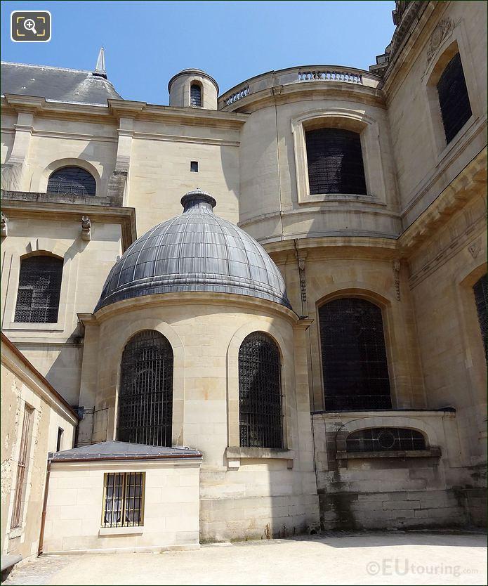 Les Invalides Architecture
