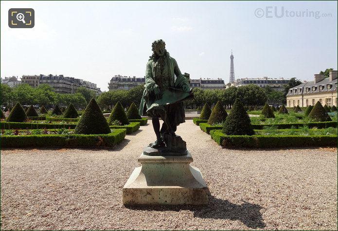 Les Invalides Jules Hardouin Mansart Statue