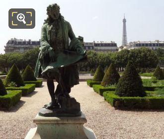 Statue Of Jules Hardouin Mansart