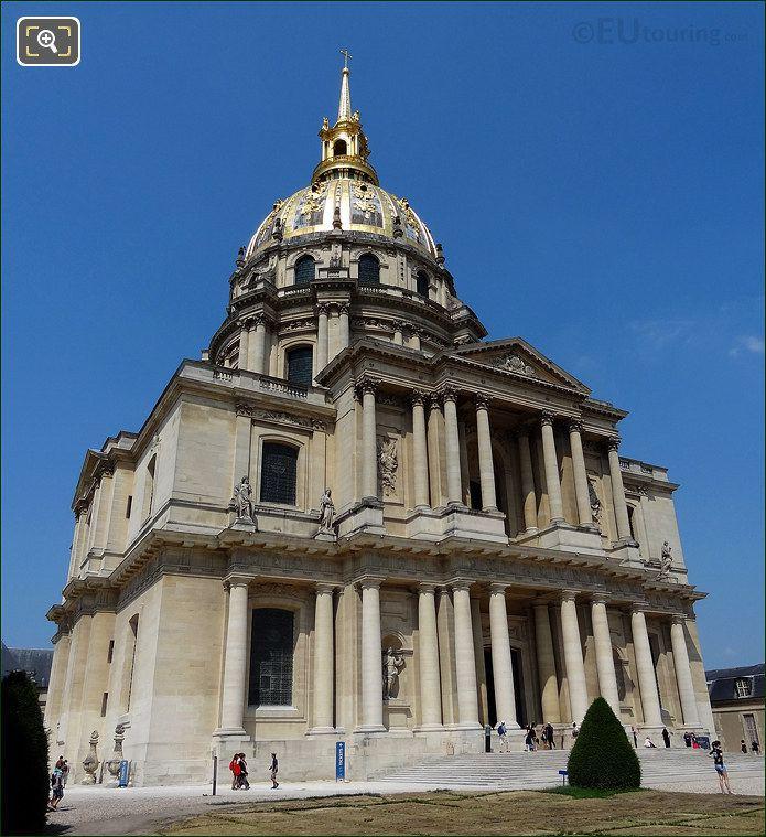 Hotel Les Invalides Eglise Du Dome